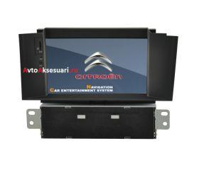 Штатная магнитола для Citroen C4L 2012+