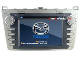 Штатная магнитола для Mazda 6 2008-12 г.