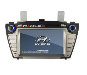 Штатная магнитола для Hyundai IX35 09-12 г.