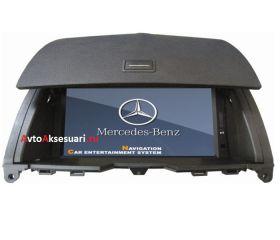 Штатная магнитола для Mercedes Benz C-class W204 - 2007-11 г.