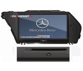 Штатная магнитола для Mercedes Benz GLK class X204